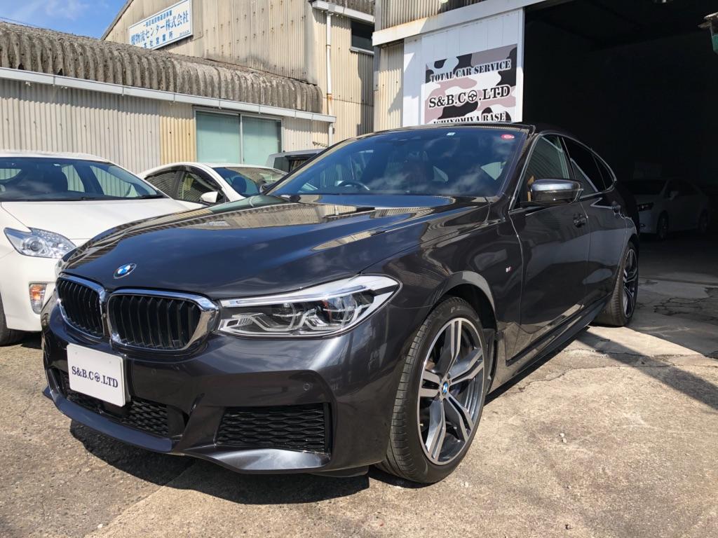 BMW640i GT納車致しました。